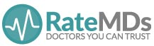 dr elist positive reviews on rate mds logo